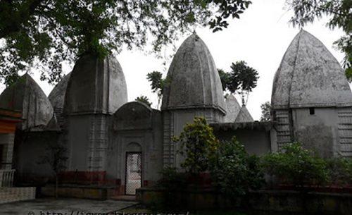 বার শিবালয় মন্দির