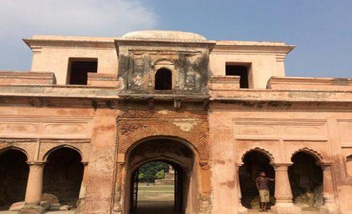 সীতারাম রায়ের রাজবাড়ী