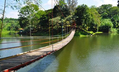 মেঘলা পর্যটন কমপ্লেক্সে বান্দরবানের দর্শনীয় স্থান