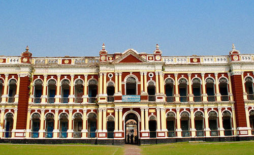 মুড়াপাড়া জমিদার বাড়ি নারায়ণগঞ্জে ঐতিহাসিক দর্শনীয় স্থান