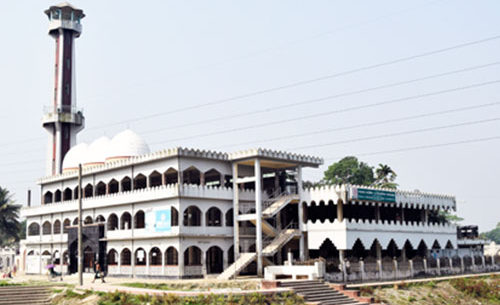 ঐতিহাসিক পাগলা মসজিদ কিশোরগঞ্জ জেলার দর্শনীয় স্থান