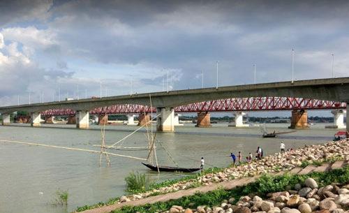 Syed Nazrul Islam Bridge