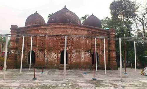 কুতুব শাহ মসজিদ কিশোরগঞ্জ
