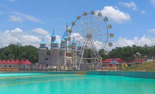 ম্যাজিক প্যারাডাইস পার্ক Magic-Paradise-Park